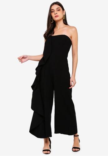 Bardot black Carissa Jumpsuit 70BFDAA288A852GS_1