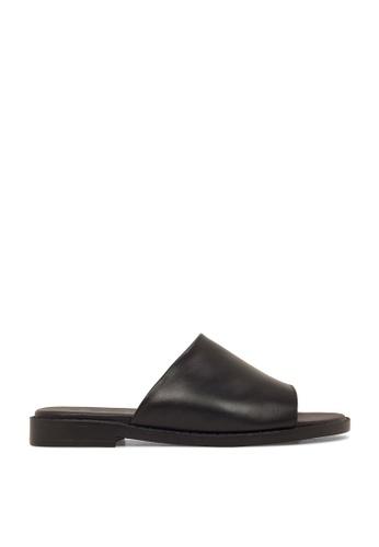 ROC Boots Australia black Loco Black Sandal RO517SH05QOSHK_1