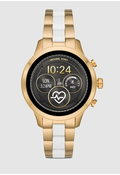 4731c47f924e MICHAEL KORS gold Runway Digital Smart Watch MKT5057 1C387AC796585FGS 1