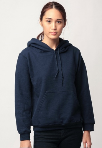93149470e10 Shop HYPE MNL Plain Hoodie without Zipper Online on ZALORA Philippines