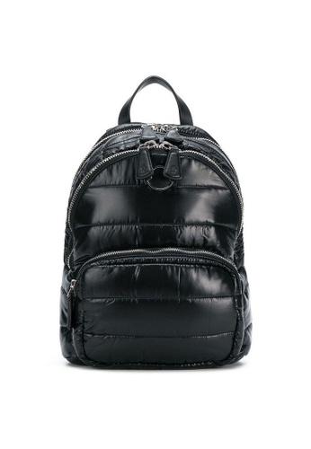 Moncler 黑色 Moncler Kilia MM Padded 背包(黑色,男女通用) 53340ACC898D1BGS_1