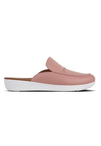 1a2d97c383ad FitFlop pink Fitflop Serene Mules (Apple Blossom) 69D04SHE29639CGS 1