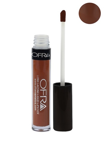 OFRA orange Liquid Lipstick in Americano E593CBE507E1E9GS_1