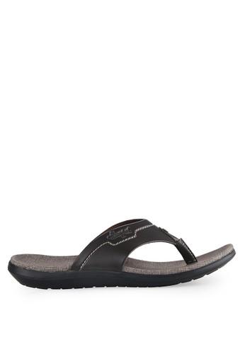 Homyped brown Beyond 01 Men Sandals HO842SH91MDOID_1