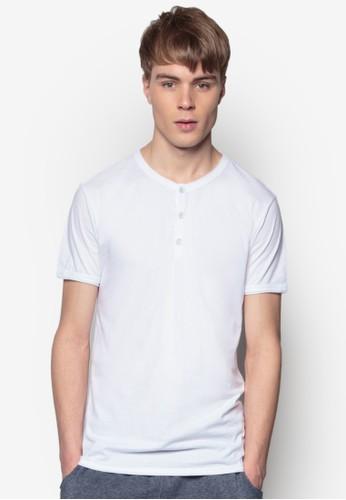 Sinan 素色純棉TEE, 服esprit part time飾, 素色T恤