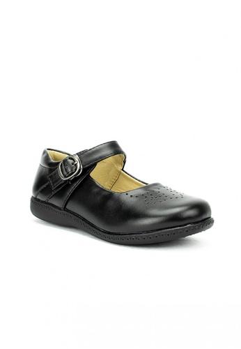 Mario D' boro Runway black CS 25283 Black School Shoes F152BKSEE5EA13GS_1