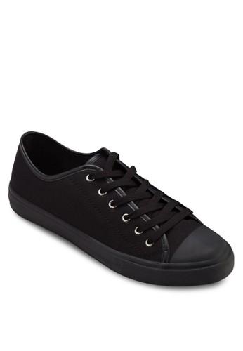 帆布繫帶運動鞋, 鞋, esprit hk store休閒鞋