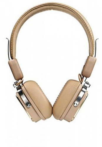 Stylebox brown Remax RB-200HB Bluetooth Wireless Leather Headphone 86EB6AC869B34EGS_1