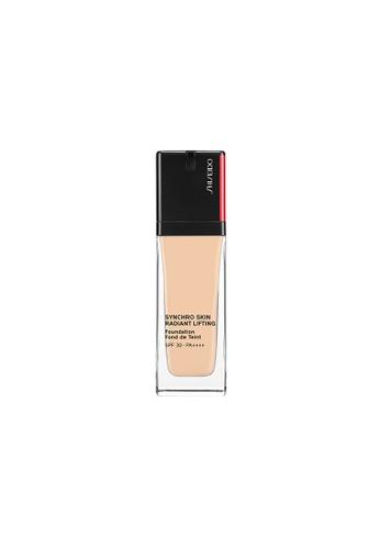 Shiseido Shiseido Makeup Synchro Skin Radiant Lifting Foundation - 140 Porcelain 74C1FBEDB4805AGS_1