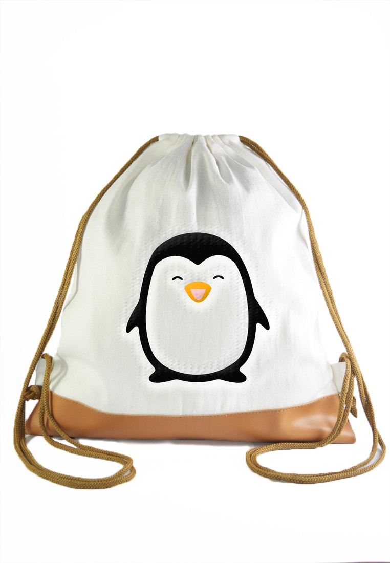 Drawstring Bag Penguin