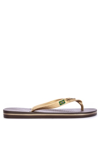 c22b32baceabb9 Shop Ipanema Clas Brasil II Fem Slippers Online on ZALORA Philippines