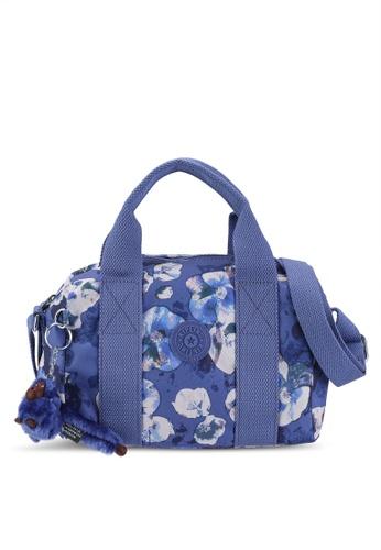 Kipling blue and multi Iona Shoulder Bag D4938ACFA6DC82GS_1