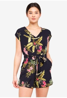 d4bd6065971 Dorothy Perkins. Tropical Playsuit