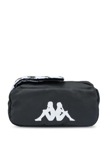 Kappa black Kappa Authentic Pouch Bag 0C4BAAC84386EFGS_1