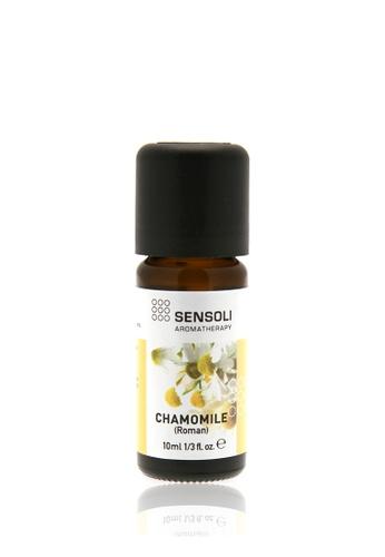 Sensoli Aromatherapy SENSOLI Chamomile (Roman) Pure Essential Oil 10ml 2E4DAHL0617CDEGS_1