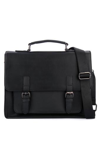 Call It Spring black Aferasa Laptop Bag 28B48ACECA3647GS_1