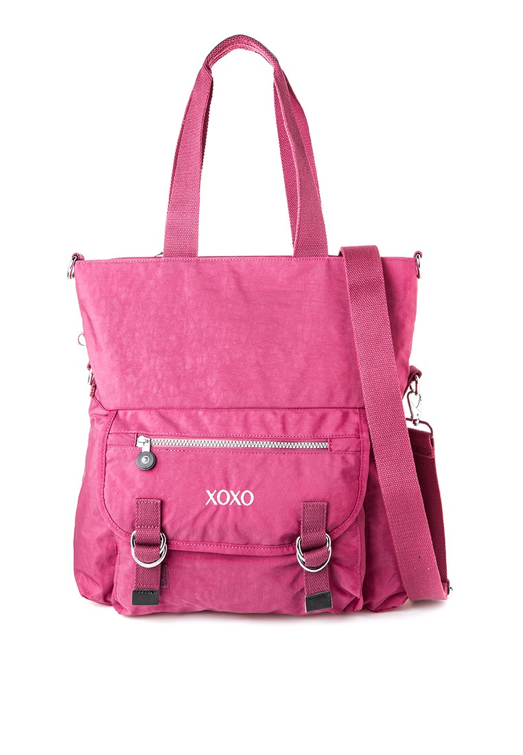 Dual Purpose Tote Bag