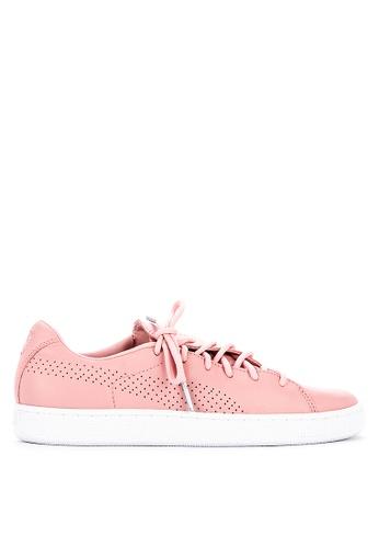 PUMA pink Basket Crush Perf Wn'S Sneakers 41095SHC61DEF5GS_1