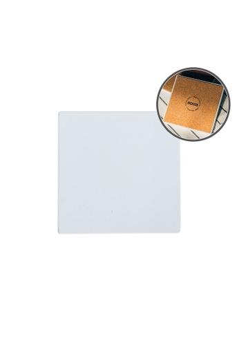 HOUZE white HOUZE - Diatomaceous Cup Coaster (White) 11DEEHL8BEEDEAGS_1