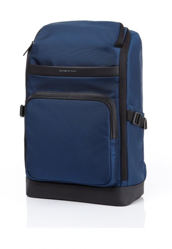 Samsonite Red blue Galbraith Backpack 42DC0ACEFC1506GS_1