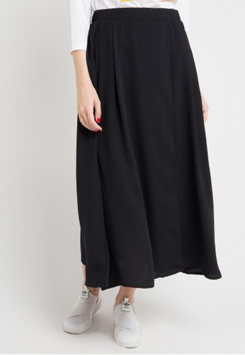 Bodytalk black Jeeva Long Skirt 7F83EAA178AD4BGS_1