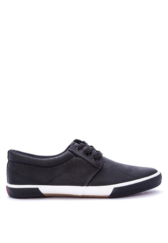 Italianos black Felix Sneakers IT153SH38BKBPH_1