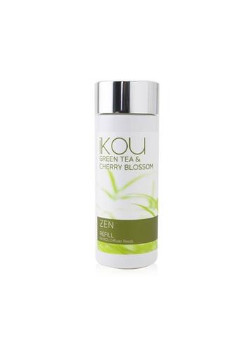 iKOU IKOU - Diffuser Reeds Refill - Zen (Green Tea & Cherry Blossom) 125ml/4.22oz F4DD6HLEAEC9B9GS_1