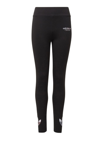 ADIDAS black adicolor leggings B2199KA62BA7F8GS_1