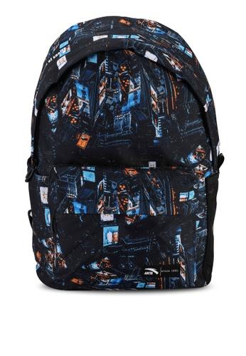 Anta black KM Backpack 02B39AC5039193GS_1