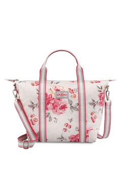 Cath Kidston white and multi Brampton Bunch Lightweight Top-Handle With  Sling BA5FCACEEFC90BGS 1 83fe72d51b38c