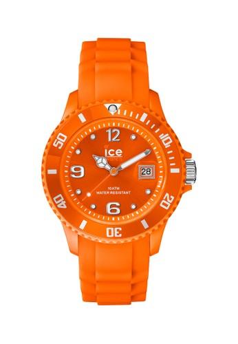 Ice Fesprit 童裝orever 永恆矽膠中性圓錶, 錶類, 飾品配件