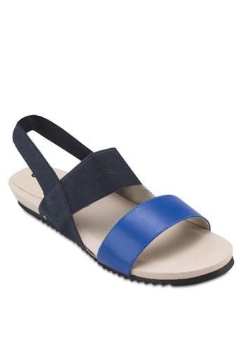 拼色繞踝esprit 童裝涼鞋, 女鞋, 鞋