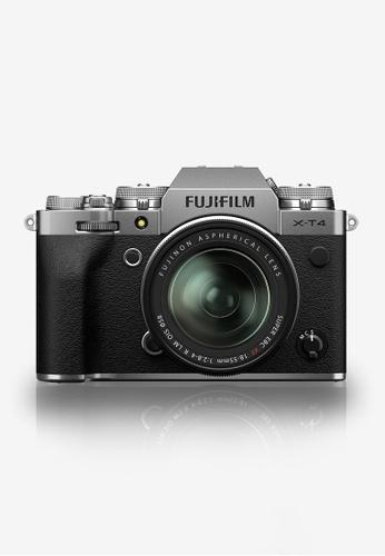 FUJIFILM silver X-T4 18-55mm Kit (Black) 2BE2EES085CD1FGS_1