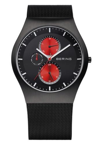 Bering black Classic 11942-229 Black 42 mm Men's Watch 27B3BAC1963438GS_1