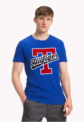 35987155 Buy Tommy Hilfiger T-SCRIPT LOGO TEE Online on ZALORA Singapore
