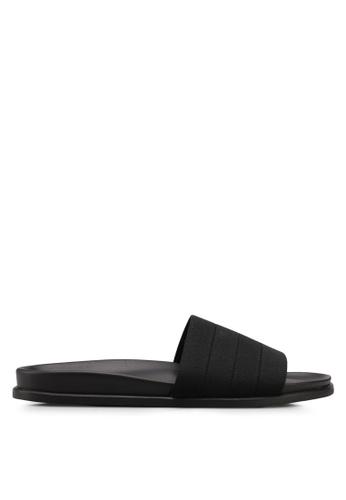 ALDO black Kesterson Slides 75855SHCDF7EF6GS_1