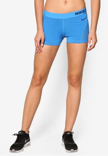 Nike blue Women's Nike Pro Hypercool Shorts NI126AA38BKJMY_1