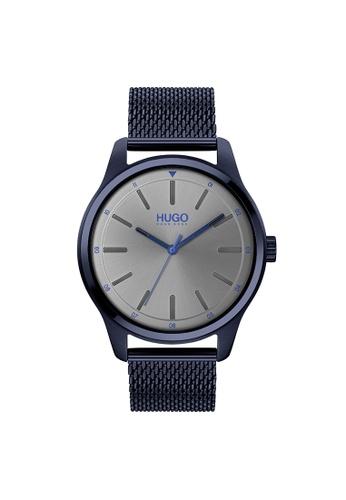 Hugo Boss grey HUGO Dare Grey Men's Watch (1530139) 72C7AAC6E4384AGS_1