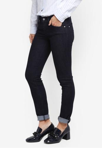 Calvin Klein blue Skinny Jeans - Calvin Klein Jeans BAB32AA7A99A4CGS_1