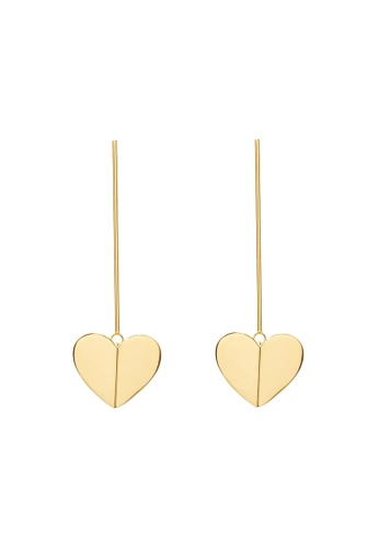 kate spade new york gold Metal Linear Earrings CD74CAC76E900BGS_1
