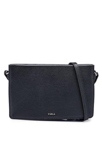 Furla black Babylon Mini Crossbody Bag (nt) C3DE7AC6A63B1BGS_1