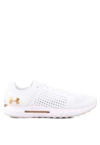 Under Armour white UA Hovr Sonic NC Shoes UN337SH0SUAHMY_1