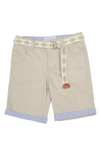 Gingersnaps beige Baby East Hampton Dude Short Lt Caramel 25A6DKA7BF998BGS_1