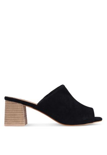 Rubi 黑色 Madrid Mule Heels 6024ASH31454A1GS_1