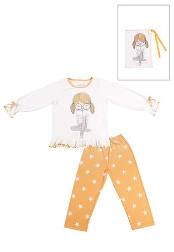 ESTRELLA multi Sleepwear / Piyama set-IE 108 4/10 F7E5CKAD2FC28AGS_1