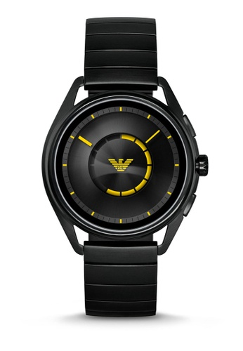 ARMANI black Matteo Touchscreen Smartwatch ART5007 99FCAAC5422BE1GS_1