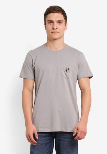 Cotton On grey Icon Tee CO372AA0SBRZMY_1