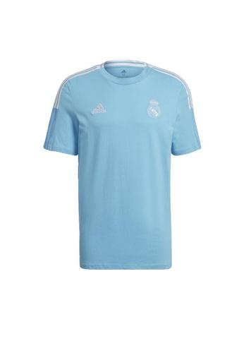 ADIDAS turquoise adidas Real Madrid Tee 2D8C1AA316B8AEGS_1