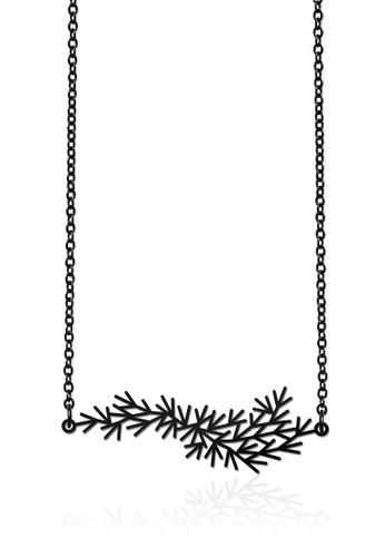 水蘊esprit 高雄草項鍊, 飾品配件, 項鍊