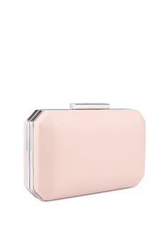 4a424f229cb7 28% OFF Forever New Tara Geo Box Clutch RM 125.00 NOW RM 89.90 Sizes One  Size